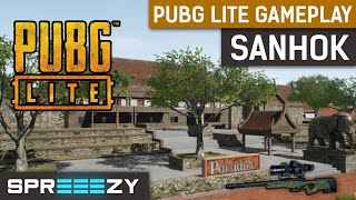 PUBG Lite SANHOK Gameplay FPP   EU SERVERS   300 FPS   Very Low Settings   GTX 1080ti & i7-8700k