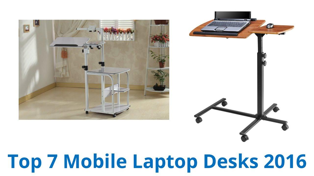 7 Best Mobile Laptop Desks 2016 Youtube