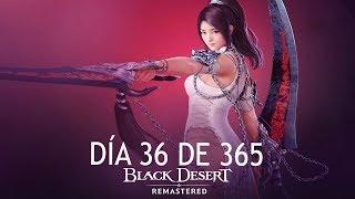 BLACK DESERT EN ESPAÑOL   DIA 36 DE 365   BOSS Garmoth el dragón de Drieghan