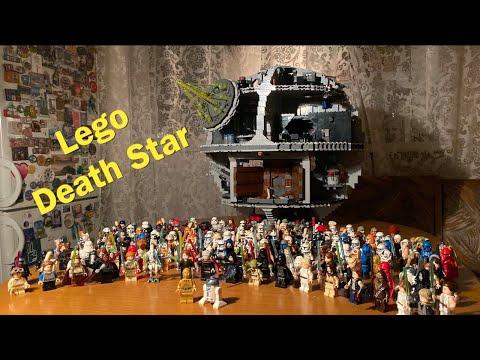 Offtop. Собрали Звезду Смерти из Лего всего за 3 месяца!
