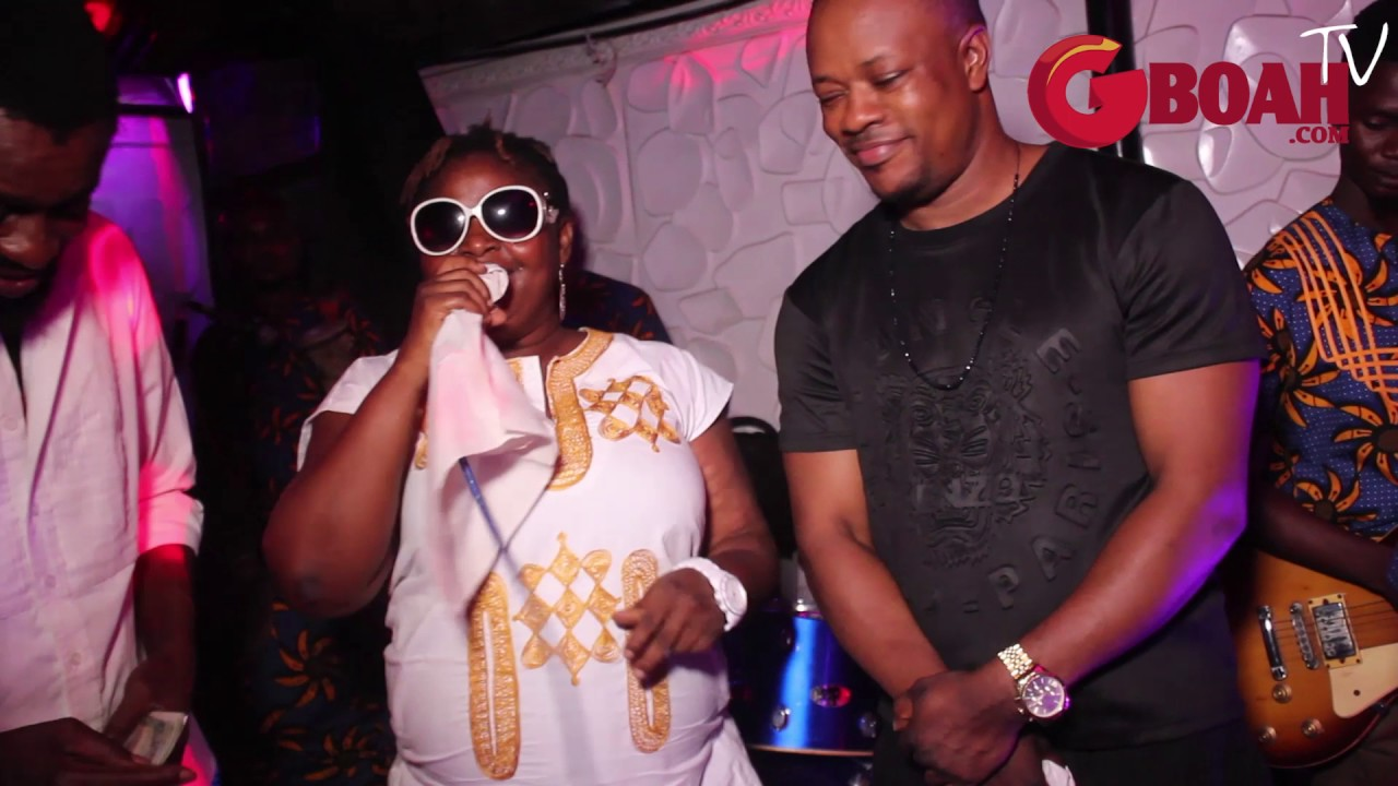 Download See How Lanre Atorise Persuaded St Janet To Go Back To Singing Gospel At Omo Banke's Birthday Bash