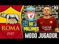 ¡¡KEVINOTTI A UN PASO DEL LIVERPOOL!! ¡¡50 MILLONES!!   FIFA 19 Modo Carrera ''Jugador'' AS Roma #6