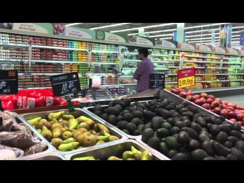 LULU - Largest Hyper Market, Abu Dhabi | Grocery shopping in