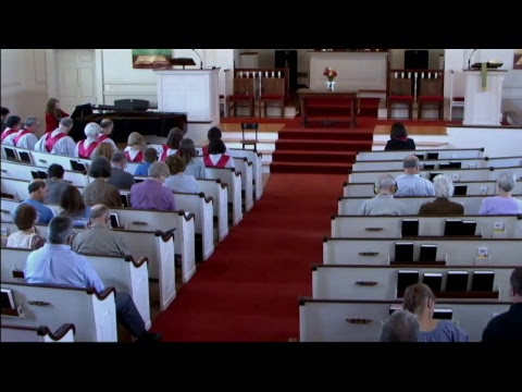 Central Square Congregational Church Sunday Worship 09/10/2017