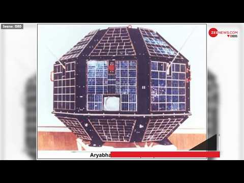 Remembering Aryabhata: India's first satellite launched by ISRO