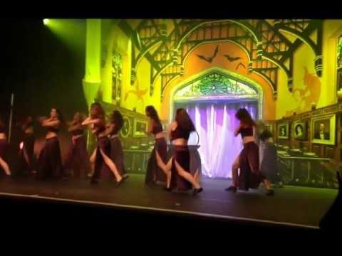 Danse Carmina Burana Ecole de Danse de Beausoleil 2012
