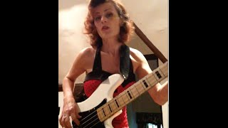 Ann Bailey GRAVY on Bass 1940