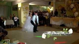 Видеосъёмка в Дзержинске(9200214924).Танец жениха и невесты.