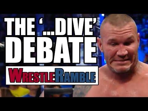 WWE Extreme Rules 2017 Predictions! The ...Dive Debate! | WrestleRamble