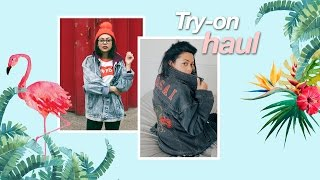 SPRING, SUMMER TRY-ON HAUL | ASOS, URBAN OUTFITTERS & MORE | itslinamar