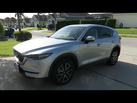 ORLANDO 2018 - OUR ALAMO SUV RENTAL  - SANFORD AIRPORT - MAZDA CX-5