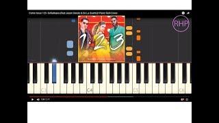 Como tocar 123 -SofiaReyes-(feat Jason Derulo & De La Guetto)l Piano fácil-Cover-