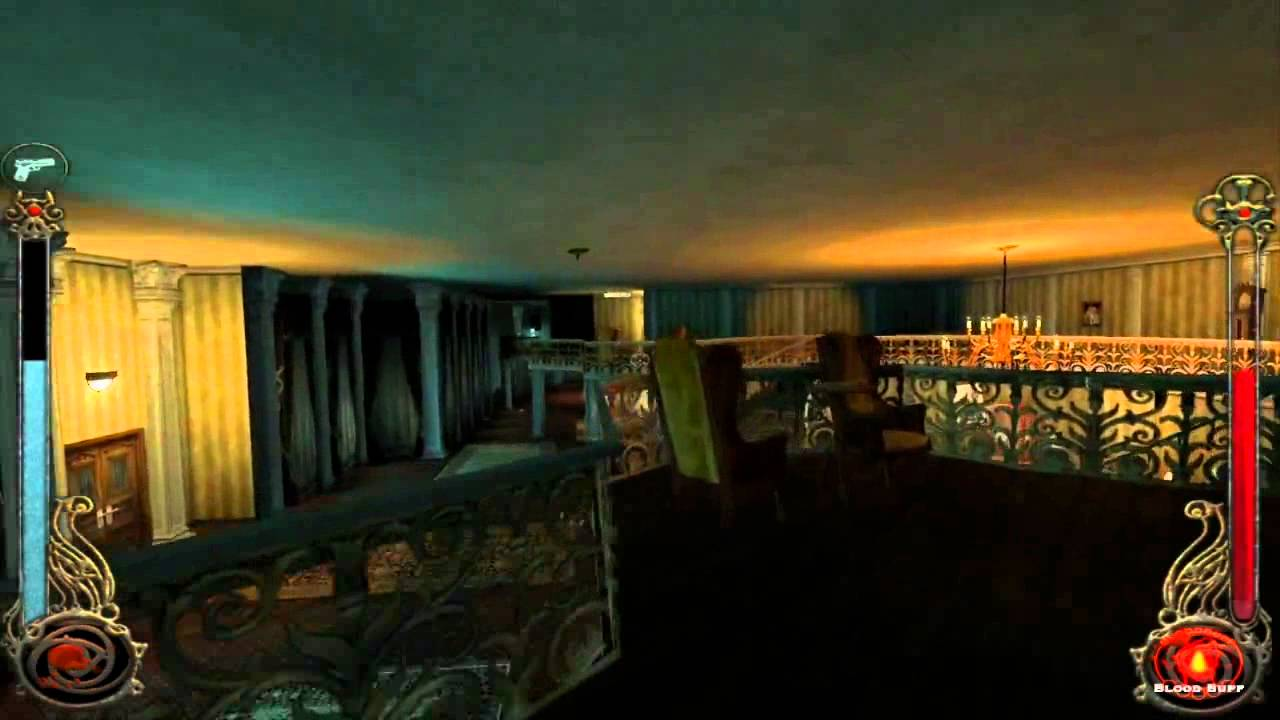 Vampire The Masquerade Bloodlines Ocean House Hotel Youtube - Make-your-room-look-like-a-vampires-room
