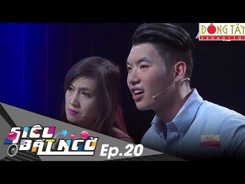 LÀM NẾN NỞ HOA   SIÊU BẤT NGỜ TẬP 20 FULL HD (15/11/2016)