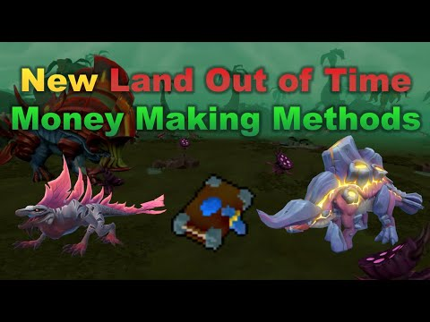 New Land Out Of Time Money Making Guide [RuneScape 3]