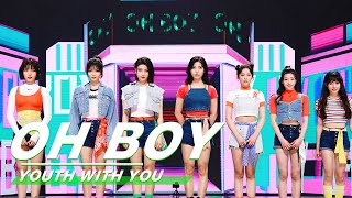 "Superb performance! Sharon Wang's ""Oh Boy"" 王承渲超赞《Oh Boy》