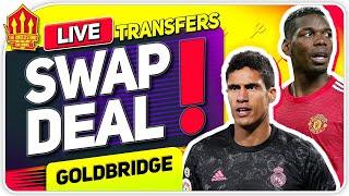 POGBA & LINGARD Transfer Swap Deals? Man Utd Transfer News