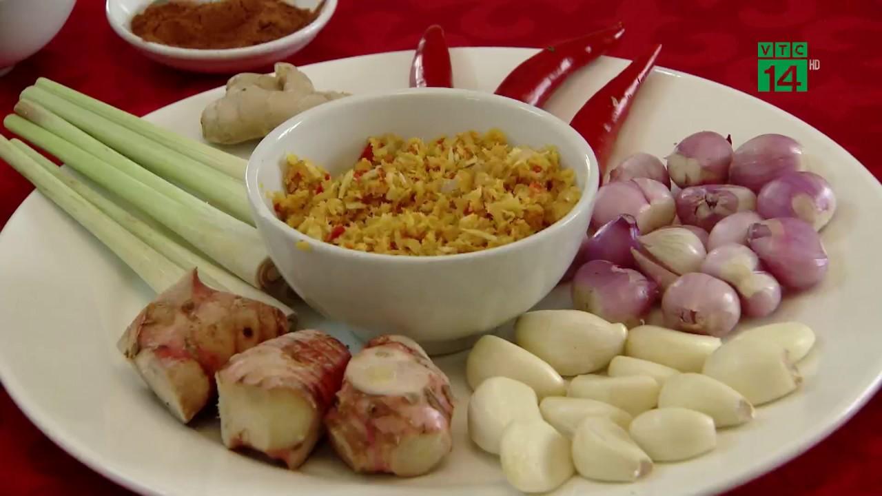 VTC14 | Đổi vị cuối tuần với cá chình nướng và om chuối đậu