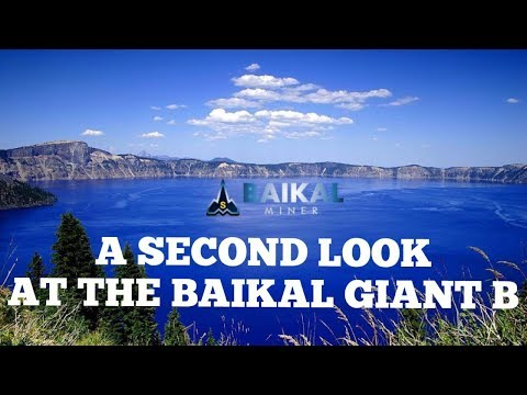 BAIKAL GIANT B! A SECOND LOOK! *REVIEW*