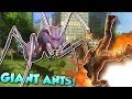 GIANT ANTS ATTACK CITY! - Earth Defense Force 4.1 Gameplay - Giant Ant Mission gameplay(EDF)