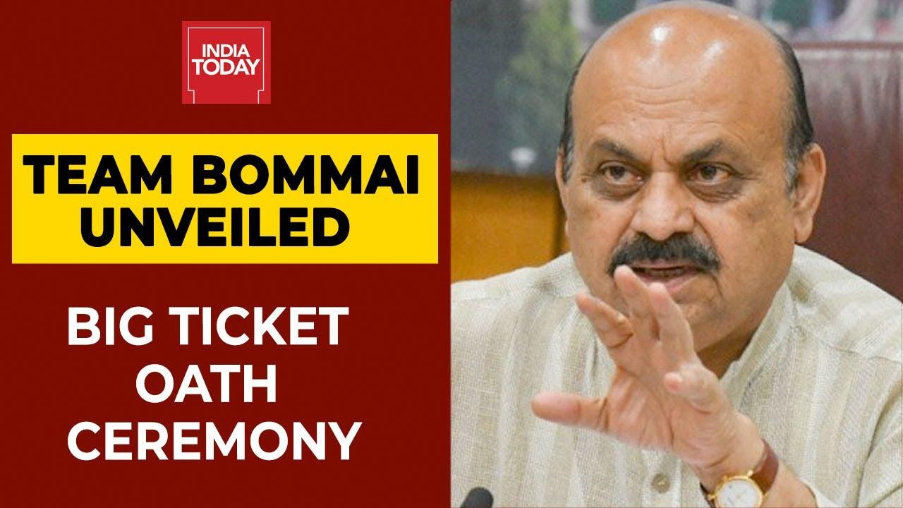 Karnataka Cabinet Expansion Live Updates: 29 Ministers Take Oath For CM Bommai-Led Cabinet