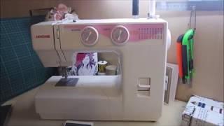 скрапбукинг / почему я использую швейную машинку