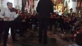 Alejandro Vásquez / Dvorak Violin Concerto in A minor