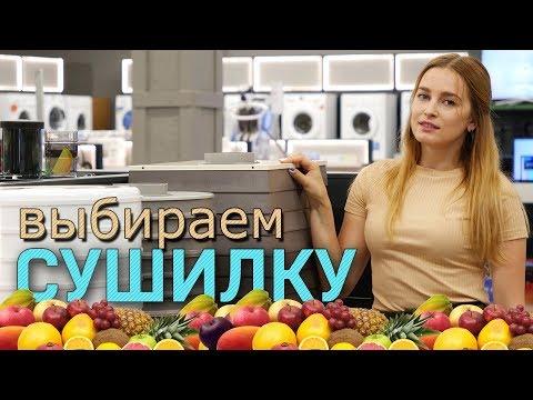 Выбираем сушилку для фруктов и овощей