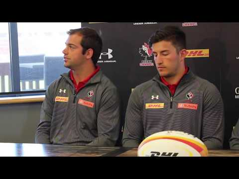 RISEAsOne Alberta Series — Canada vs. Georgia — Press Conference