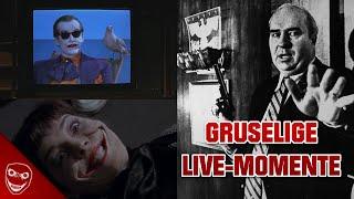 5 gruselige Live-Momente im Fernsehen!