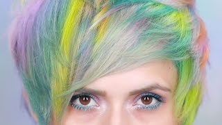 Holographic Hair Transformation