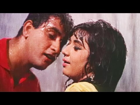 Jane Chaman Shola Badan - Manoj Kumar, Nanda, Gumnaam Romantic Song (Duet)