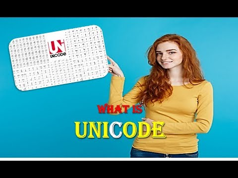 WHAT IS UNICODE ??