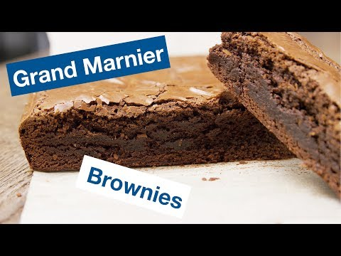 Brownies With Grand Marnier Recipe || Le Gourmet TV Recipes