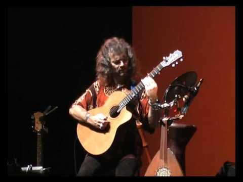 Video: Joerg Nassler Solo im Staatsschauspiel Dresden