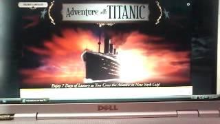 Adventures on The Titanic