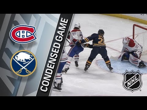 Montreal Canadiens vs Buffalo Sabres – Mar. 23, 2018 | Game Highlights | NHL 2017/18. Обзор