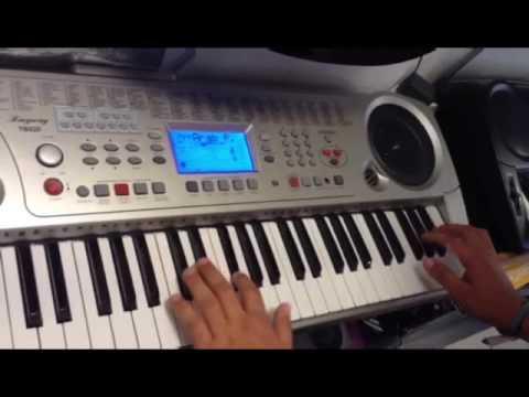 Great Play Arabic Oriental Percussion Keyboard Ringway TB820