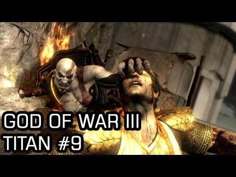 God of War III (Titan,PS3) #9 Helios, Helios' Shield, The Path of Eos