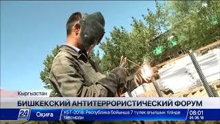 Боевики ТГИЛ приближаются к границам Центральной Азии - Бишкекский антитеррористический форум