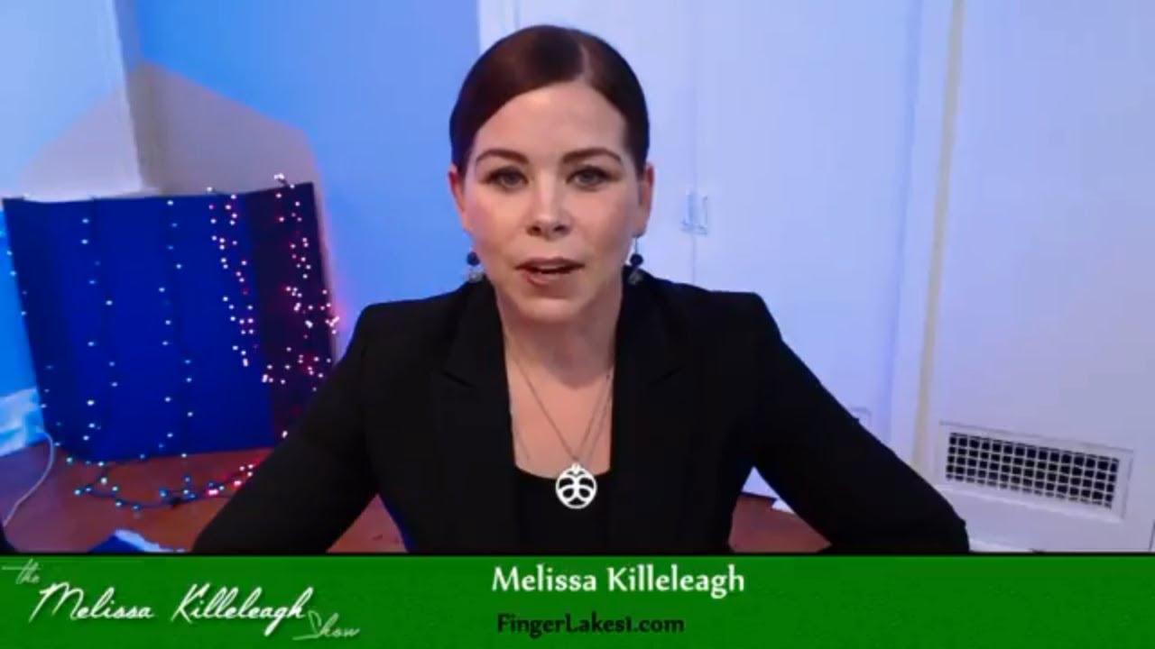 Tom Sinclair & Rachel Weil in-studio .::. The Melissa Killeleagh Show 6/26/18