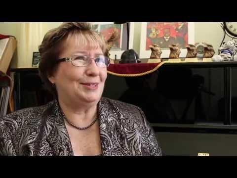 Dr. Brenda Wilder discusses human trafficking in Cambodia