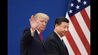 "US President Donald Trump says ""tremendous progress"" made in US-China trade talks"