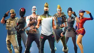 FORTNITE [LIVE] | SEASON 5 AND NEW BATTLE PASS! PS4-NERD EDU