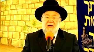 הידברות:הרב ישראל מאיר לאו-קרוב השם לכל קוראיו ✔