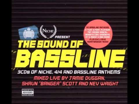 THE SOUND OF BASSLINE Mixed By Jamie Duggan CD3 [2008]