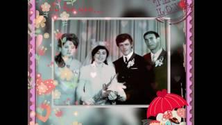 Поздравляем с сапфировой свадьбой 45 летием!!!!