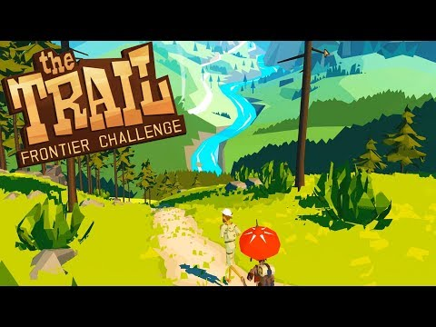 The Trail: Frontier Challenge Game - JALOPY WITHOUT CARS! - The Trail Frontier Challenge Gameplay