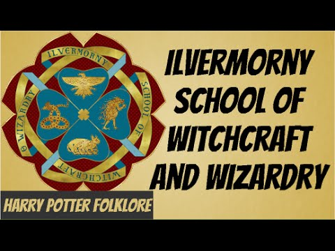 Ilvermorny School of Witchcraft and Wizardry