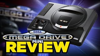 SEGA Mega Drive (Genesis) Mini Unboxing & Review
